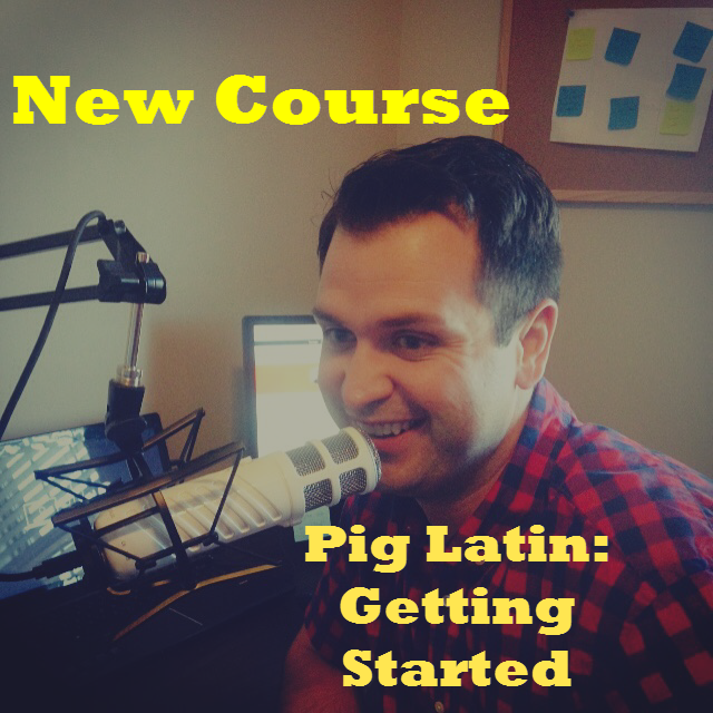 Pig Latin Getting Started