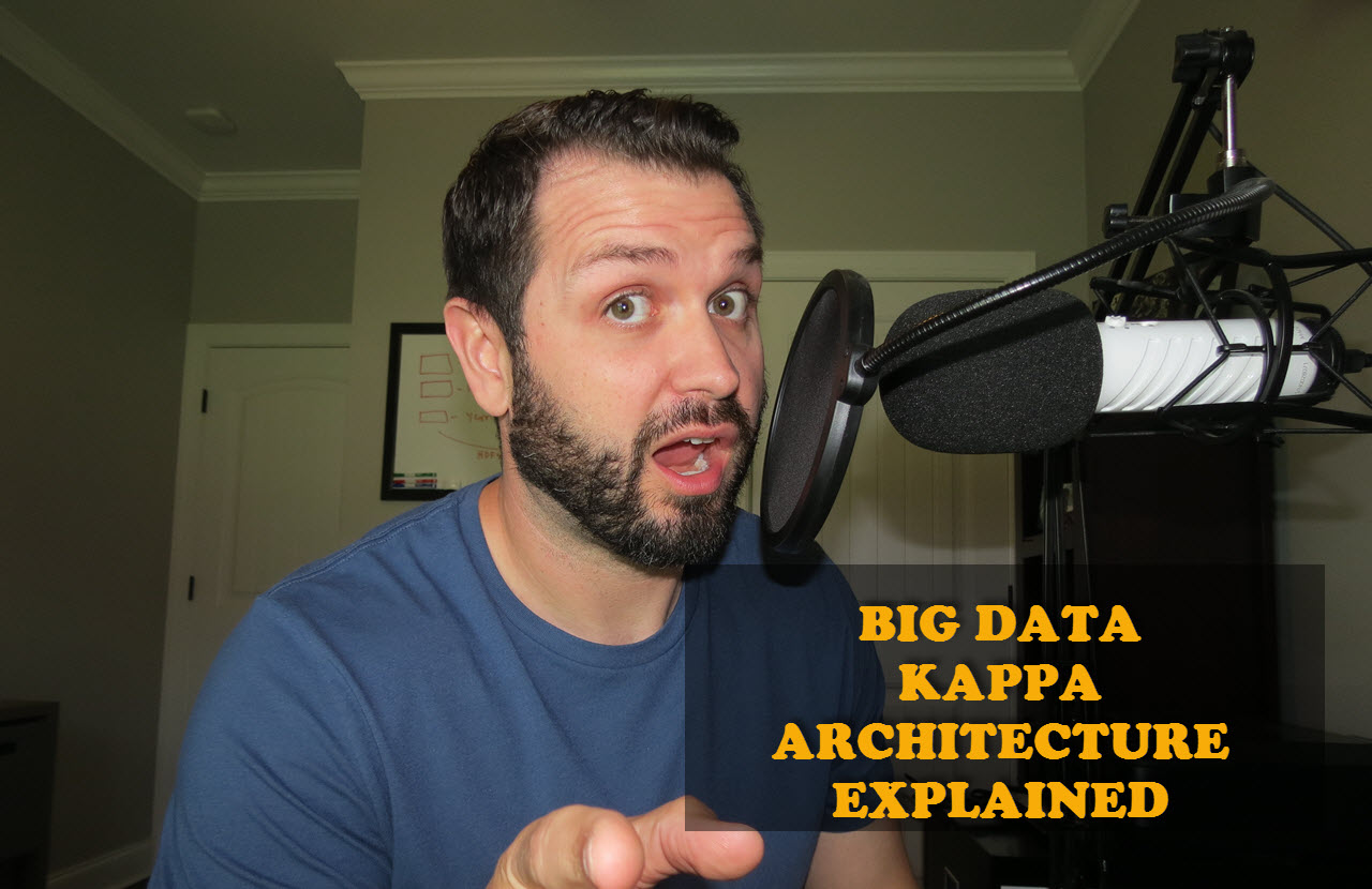 Big data big questions big data kappa architecture for Architecture kappa