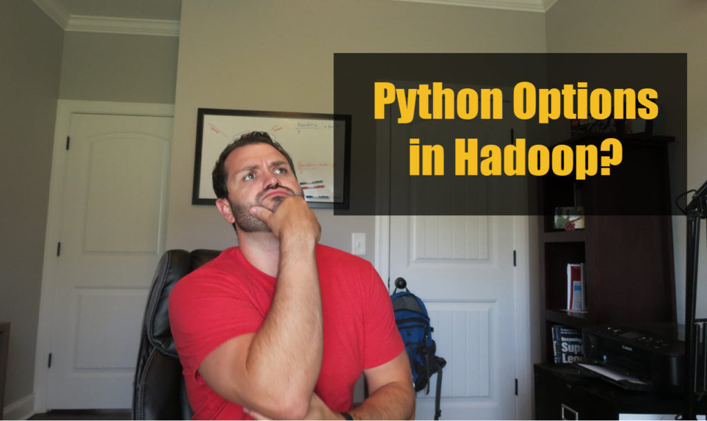 Python Options in Hadoop